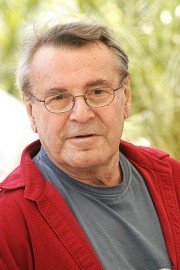 Portrait du cinéaste Milos Forman