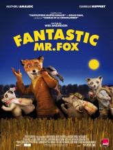 "Affiche du film ""Fantastic Mr Fox"""