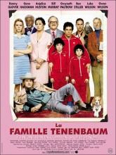 """Affiche du film """"La famille Tenenbaum"""""""
