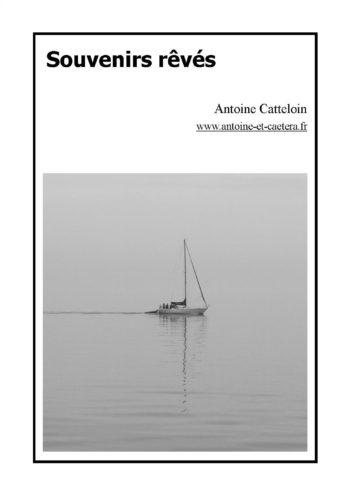 """Nouvelle """"Souvenirs rêvés"""" - Antoine Catteloin"""